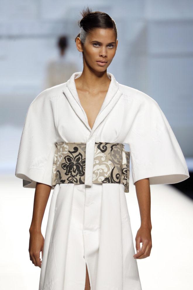 Cinturón tipo kimono